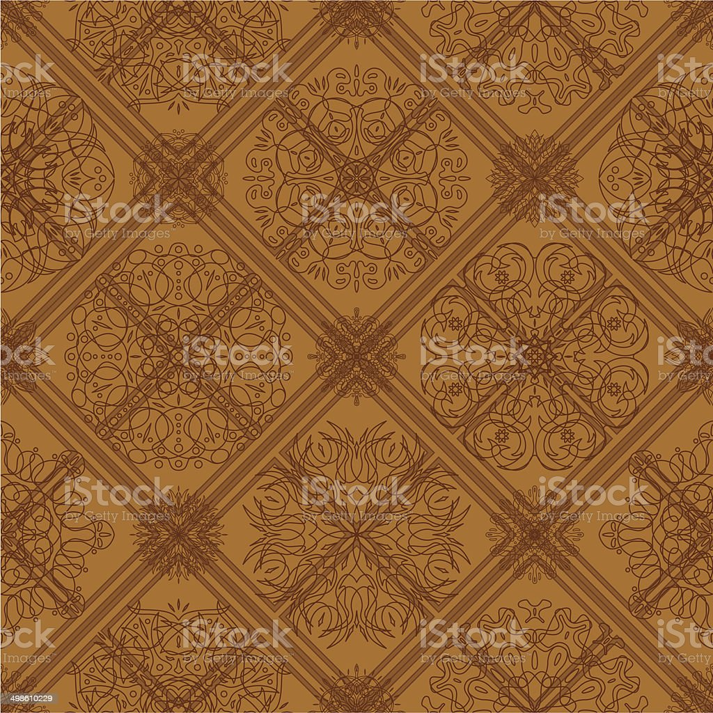 Seamless tile abstract pattern royalty-free seamless tile abstract pattern stock vector art & more images of abstract