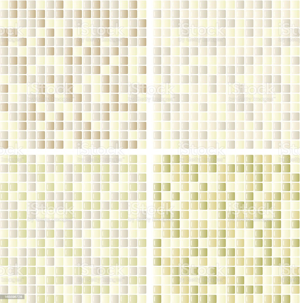 Seamless Tiles Background royalty-free seamless tiles background stock vector art & more images of abstract