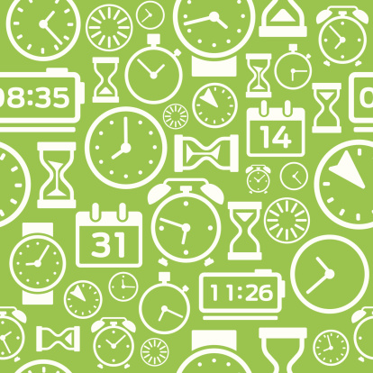 Seamless Time Background