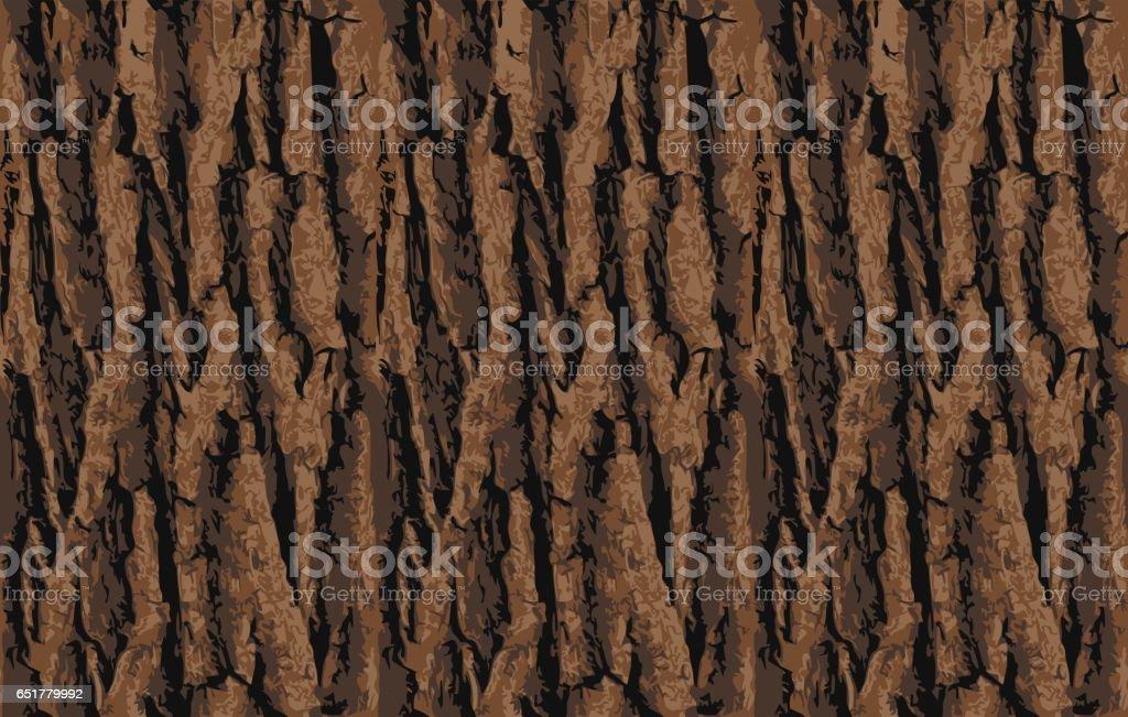 Teakbaum rinde  Nahtlose Baum Rinde Textur Endlose Hölzernen Hintergrund Für ...