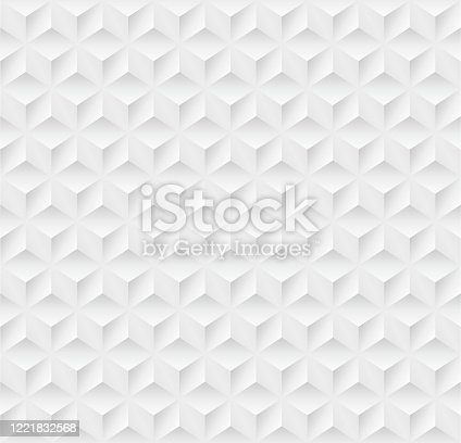 Vector illustration of seamless triangle background