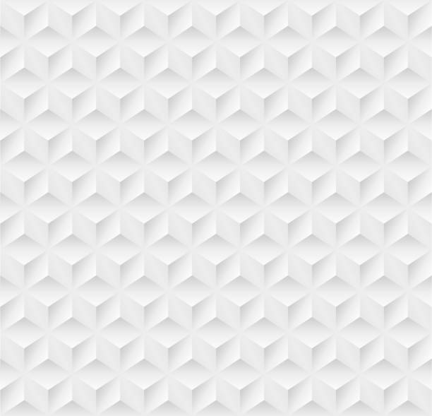 Seamless Triangle Background Pattern Vector illustration of seamless triangle background black and white stock illustrations