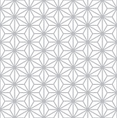 Seamless triangles pattern. Geometric texture. Vector art.