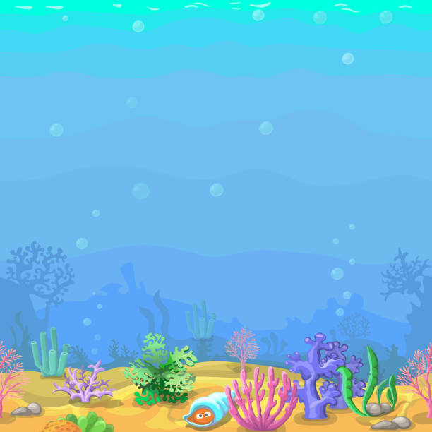 Royalty Free Underwater Clip Art, Vector Images ...