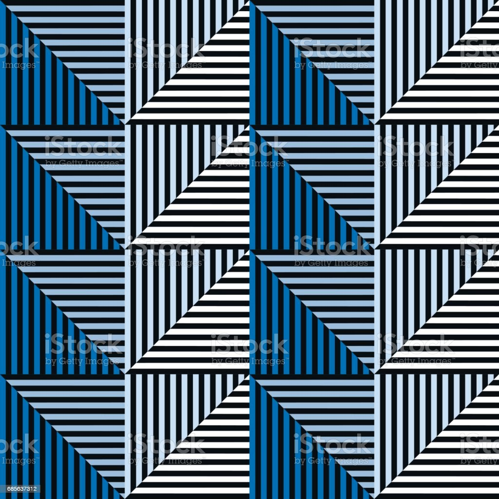 Seamless vector abstract pattern. symmetrical geometric repeating background with decorative rhombus, triangles. Simle graphic design for web backgrounds, wallpaper, wrapping, surface, fabric 免版稅 seamless vector abstract pattern symmetrical geometric repeating background with decorative rhombus triangles simle graphic design for web backgrounds wallpaper wrapping surface fabric 向量插圖及更多 三角形 圖片
