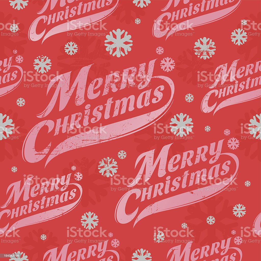 Seamless vector background - Christmas wrapping paper royalty-free seamless vector background christmas wrapping paper stock vector art & more images of backgrounds