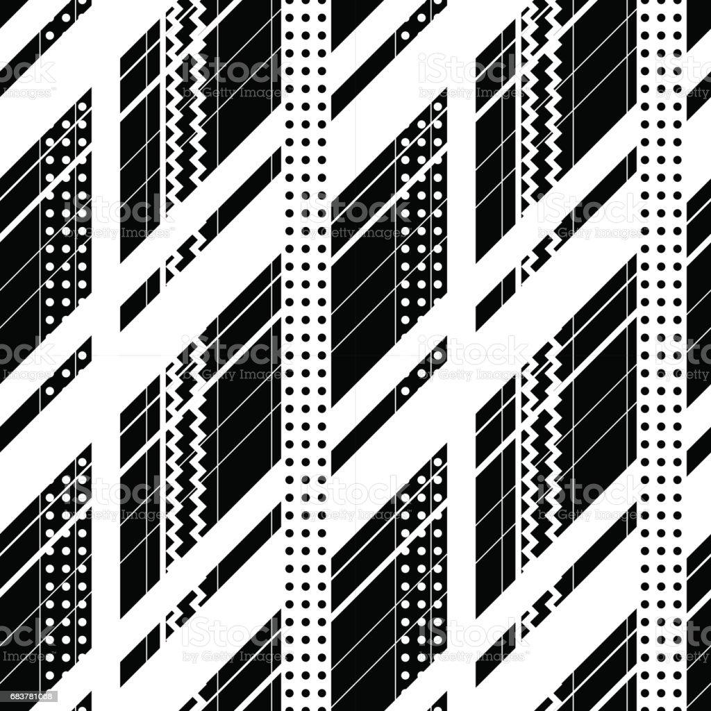 Ilustración de Diseño Geométrico De Vector Transparente Fondo ...
