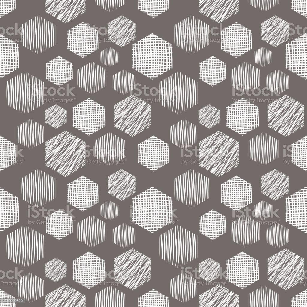 Wallpaper grau muster stoffmuster dekovorhang kiruna grau mit muster with wallpaper grau muster - Graue tapete mit muster ...