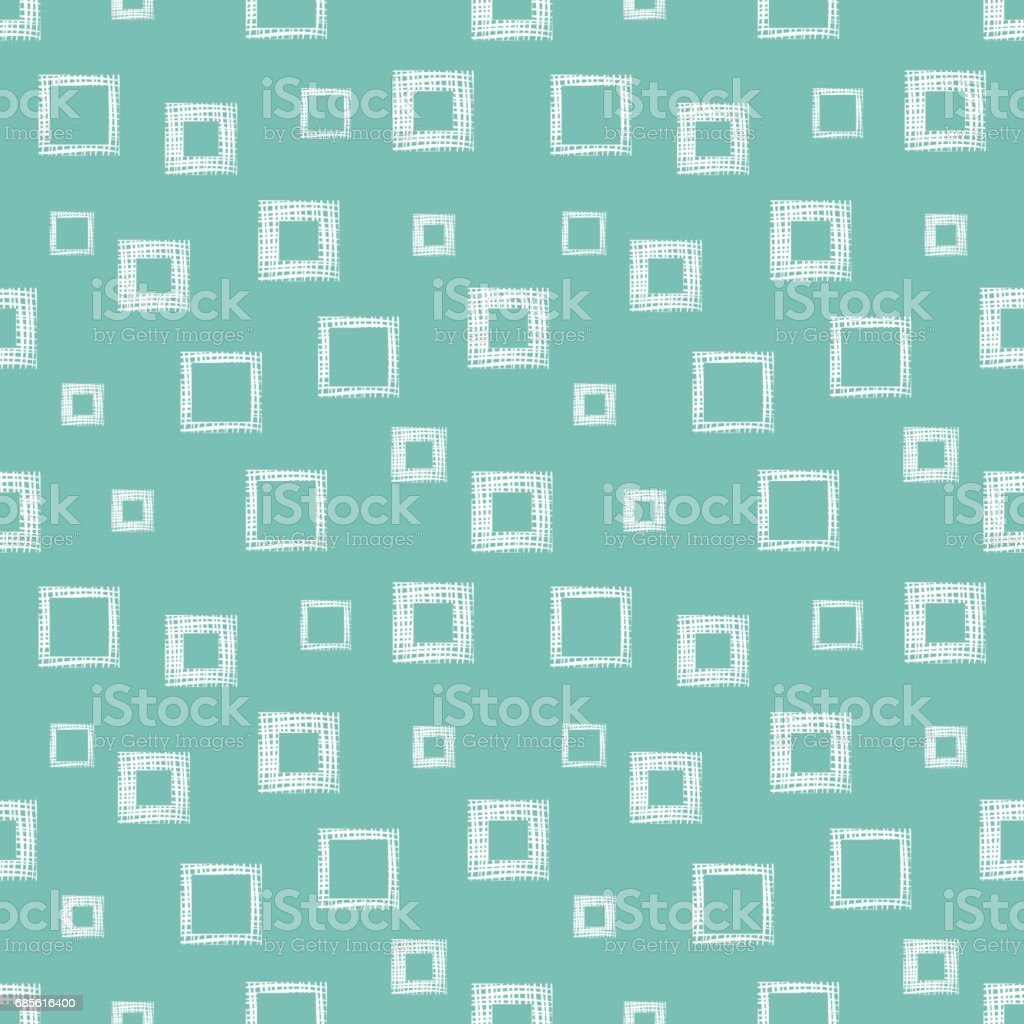 Seamless vector geometrical pattern with rhombus, squares. endless background with hand drawn textured geometric figures. Pastel Graphic illustration Template for wrapping, web backgrounds, wallpaper 免版稅 seamless vector geometrical pattern with rhombus squares endless background with hand drawn textured geometric figures pastel graphic illustration template for wrapping web backgrounds wallpaper 向量插圖及更多 互聯網 圖片