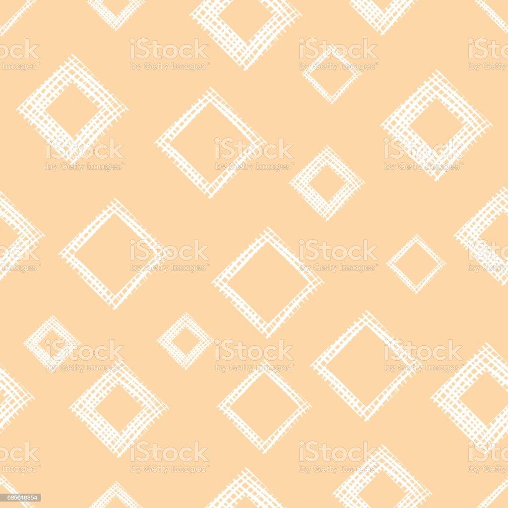 ひし形、正方形のシームレスなベクトル幾何学模様手描き四角形無限の背景テクスチャ、幾何学図形です。折り返し、ウェブの背景のパステル カラー図解テンプレート ロイヤリティフリーひし形正方形のシームレスなベクトル幾何学模様手描き四角形無限の背景テクスチャ幾何学図形です折り返しウェブの背景のパステル カラー図解テンプレート - いたずら書きのベクターアート素材や画像を多数ご用意