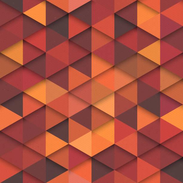 nahtlose vektor orange mode-muster - bildformate stock-grafiken, -clipart, -cartoons und -symbole