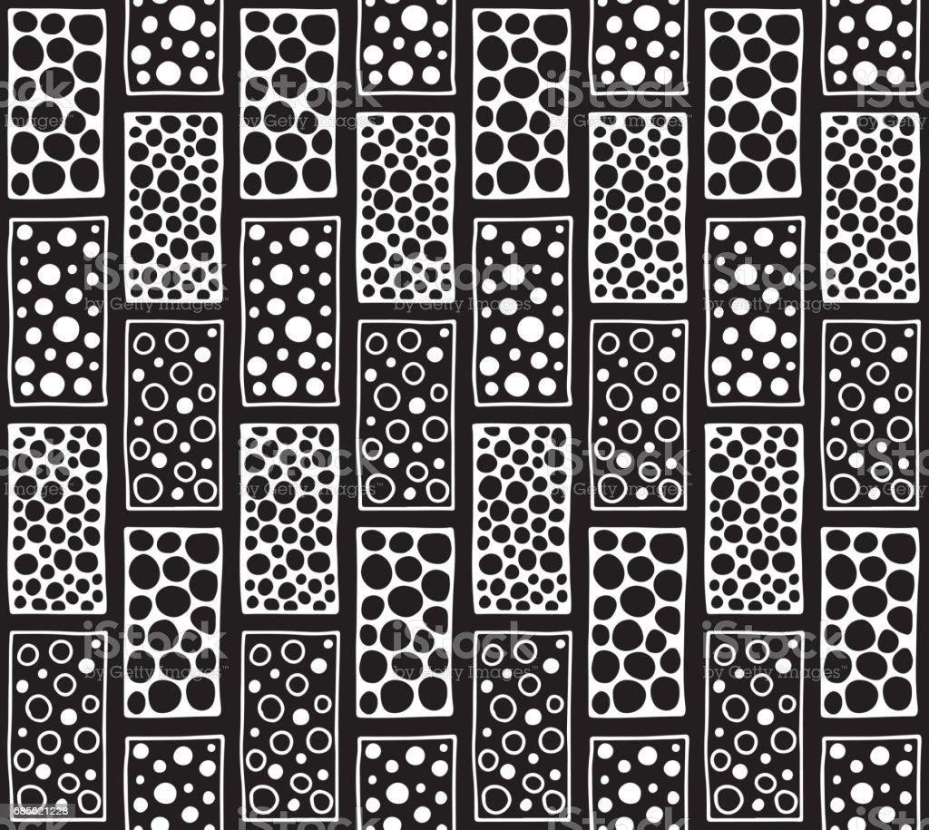 원활한 벡터 패턴입니다. 흑인과 백인 기하학적 배경 손으로 그려 장식 부족 요소. 인종, 민족, 전통 모티브 인쇄. 그래픽 벡터 일러스트입니다. royalty-free 원활한 벡터 패턴입니다 흑인과 백인 기하학적 배경 손으로 그려 장식 부족 요소 인종 민족 전통 모티브 인쇄 그래픽 벡터 일러스트입니다 0명에 대한 스톡 벡터 아트 및 기타 이미지