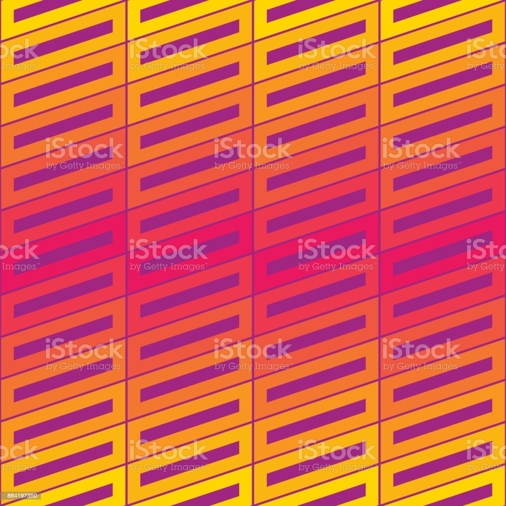 seamless vector pattern of slanted rhombuses. royalty-free seamless vector pattern of slanted rhombuses stock vector art & more images of abstract