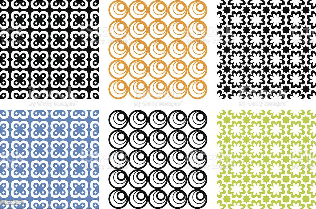 seamless vector pattern royaltyfri seamless vector pattern-vektorgrafik och fler bilder på abstrakt