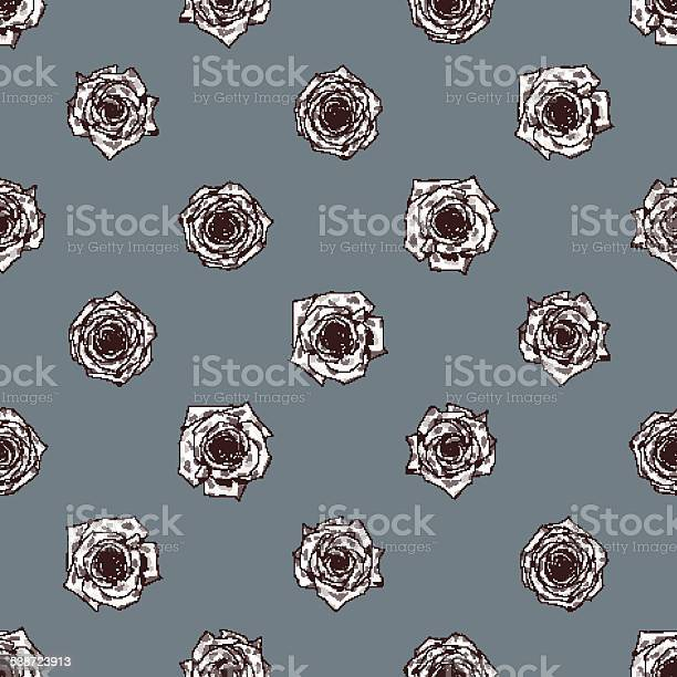 Seamless vector pattern with beautiful roses vector id538723913?b=1&k=6&m=538723913&s=612x612&h=udo6goc9d pzi1cbfemxz16ktvvcx6nv83jftiwwvmw=