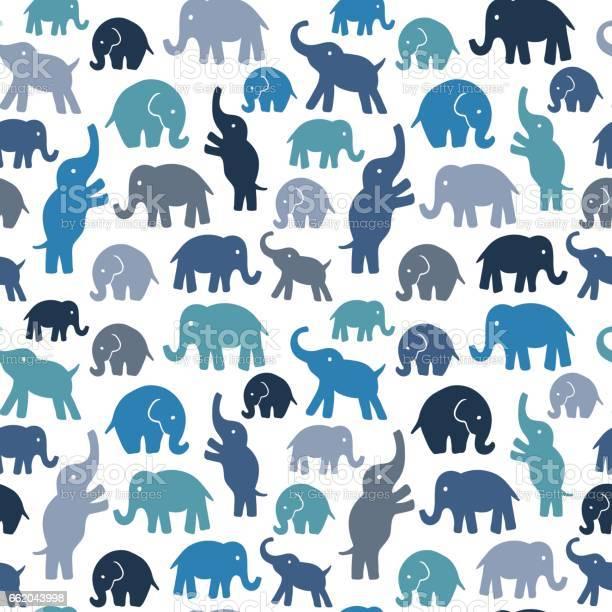 Seamless vector pattern with elephants vector id662043998?b=1&k=6&m=662043998&s=612x612&h=9mioitiqkwgr9phqudkqvh40m72hpshyrfrwrdsgh7e=