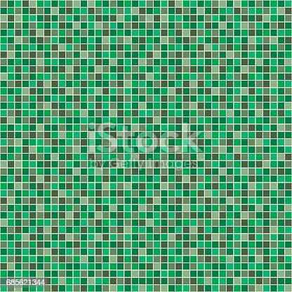 Seamless Vector Pattern With Squares Simple Checkered Graphic Design Drawn Background With Little Decorative Elements Print For Wrapping Web Backgrounds Fabric Decor Surface - Arte vetorial de stock e mais imagens de Abstrato 685621344