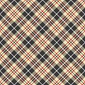 Seamless vector tartan pattern