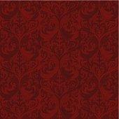 Elegant retro motif wallpaper design. will tile endlessly.