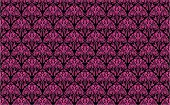 Seamless wallpaper background. Colours are easily changed. CorelDRAW 10 file included.