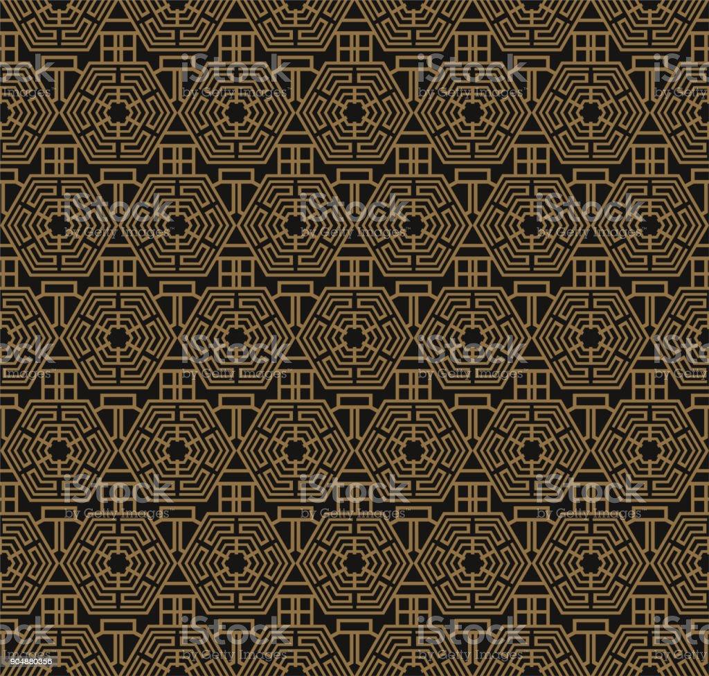 シームレスな壁紙パターンアジアン スタイルベクトル イラスト お祝いのベクターアート素材や画像を多数ご用意 Istock