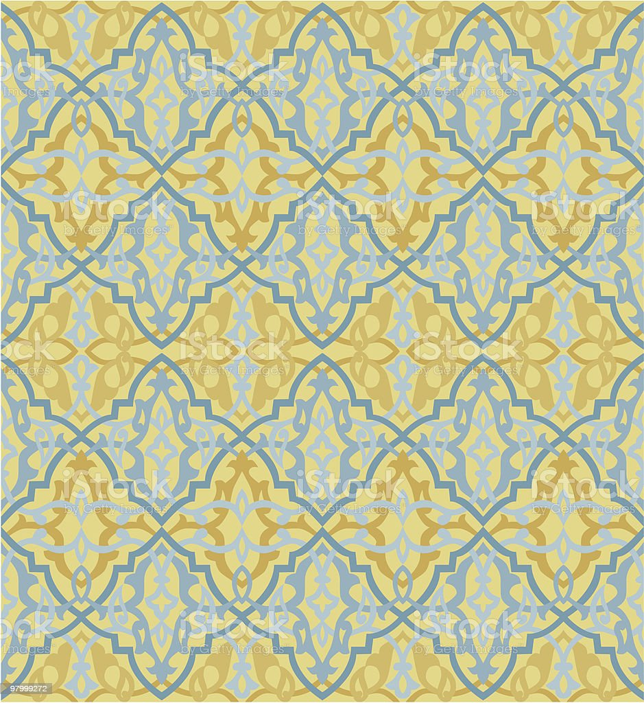 Seamless wallpaper pattern royalty-free seamless wallpaper pattern stock vector art & more images of asia