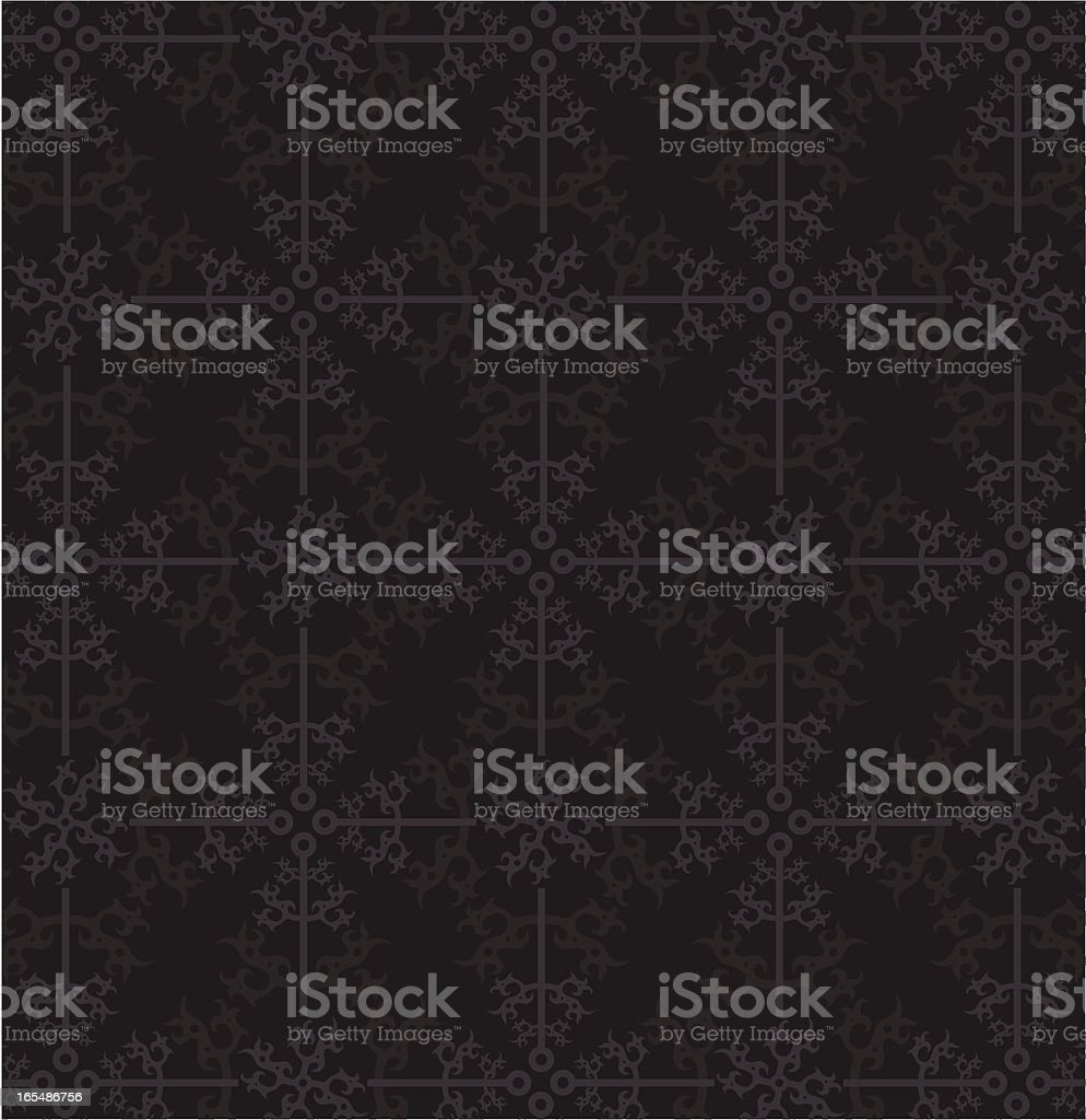 Seamless Wallpaper royalty-free stock vector art