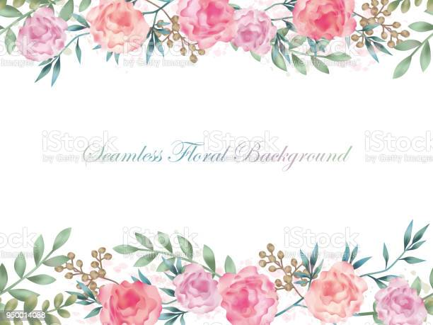 Seamless watercolor flower background illustration with text space vector id950014088?b=1&k=6&m=950014088&s=612x612&h=vjc3ouoel1axdeuiqvkupwczb rolfhjprxscyrmv2y=