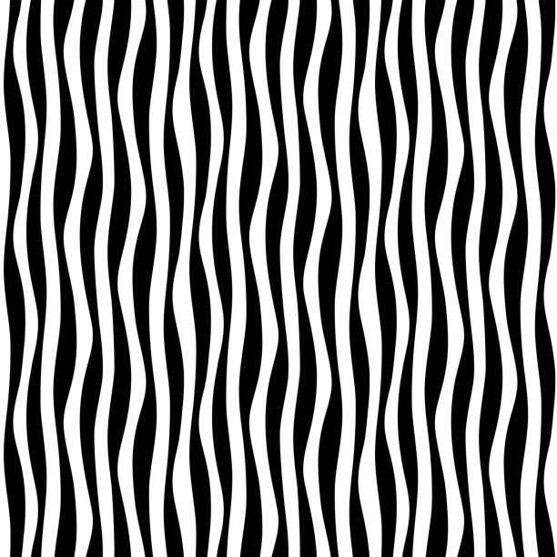 Nahtlose Wave Hintergrund – Vektorgrafik
