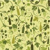 istock Seamless wine background 165802575