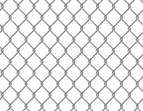 Seamless wire mesh background