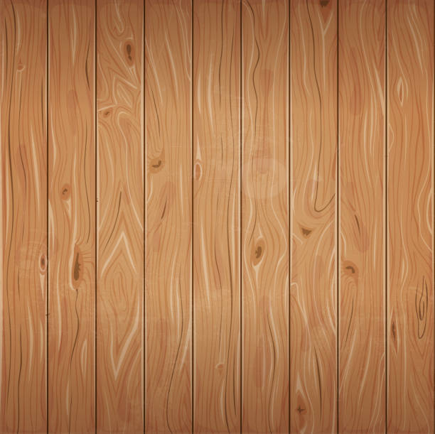 원활한 나무 패턴 배경 - wood texture stock illustrations