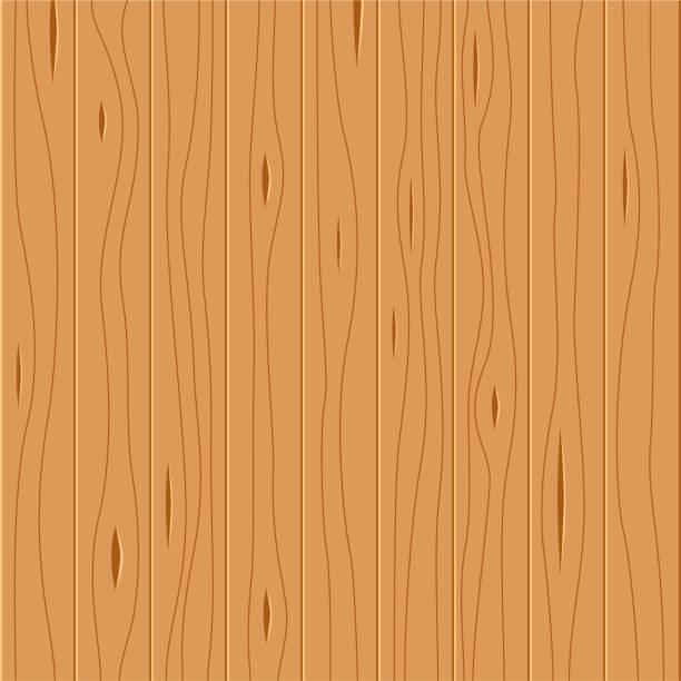 Seamless wooden pattern, wood grain texture, vector illustration Seamless wooden pattern, wood grain texture, vector illustration woodland stock illustrations