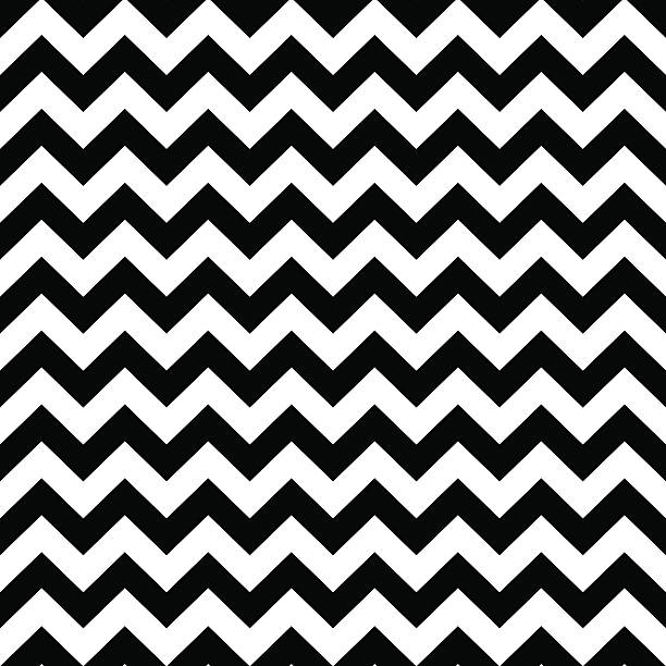 Seamless zigzag pattern. Classic chevron seamless pattern. Vector illustrations. Eps 10 zigzag stock illustrations