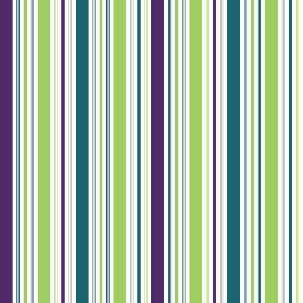 bildbanksillustrationer, clip art samt tecknat material och ikoner med seamless_multi_color_stripes_purple_teal_green_white_background - hui style