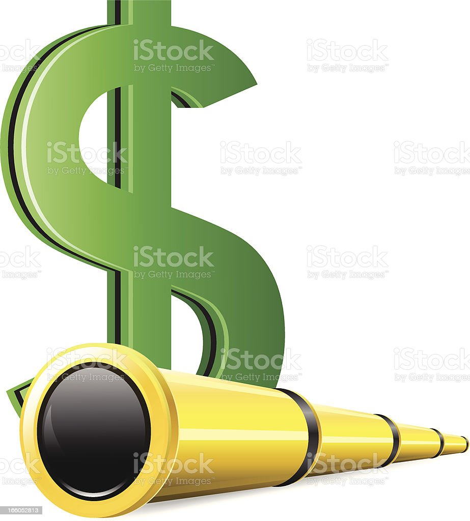 Search for Dollar royalty-free stock vector art
