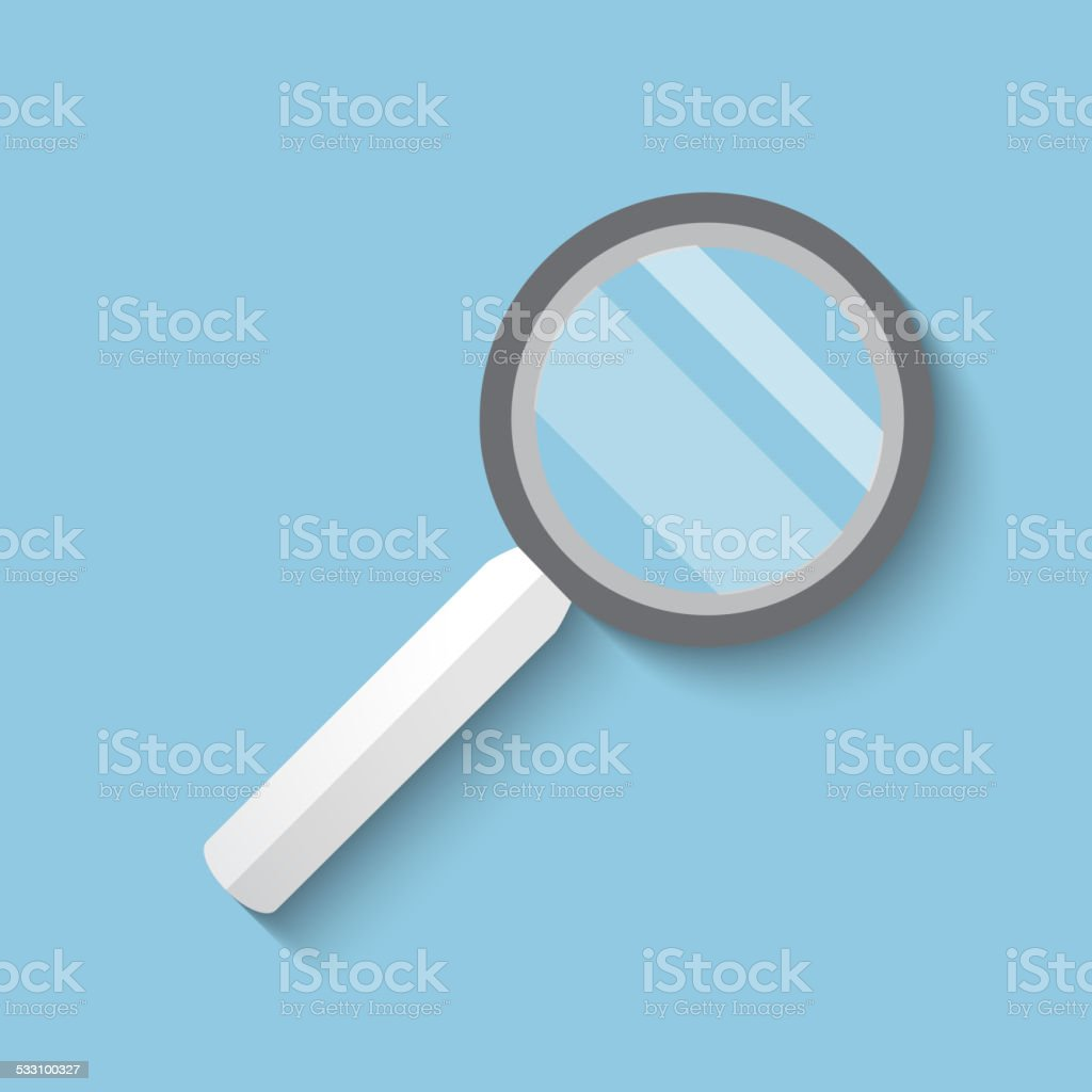 search icon background vector art illustration
