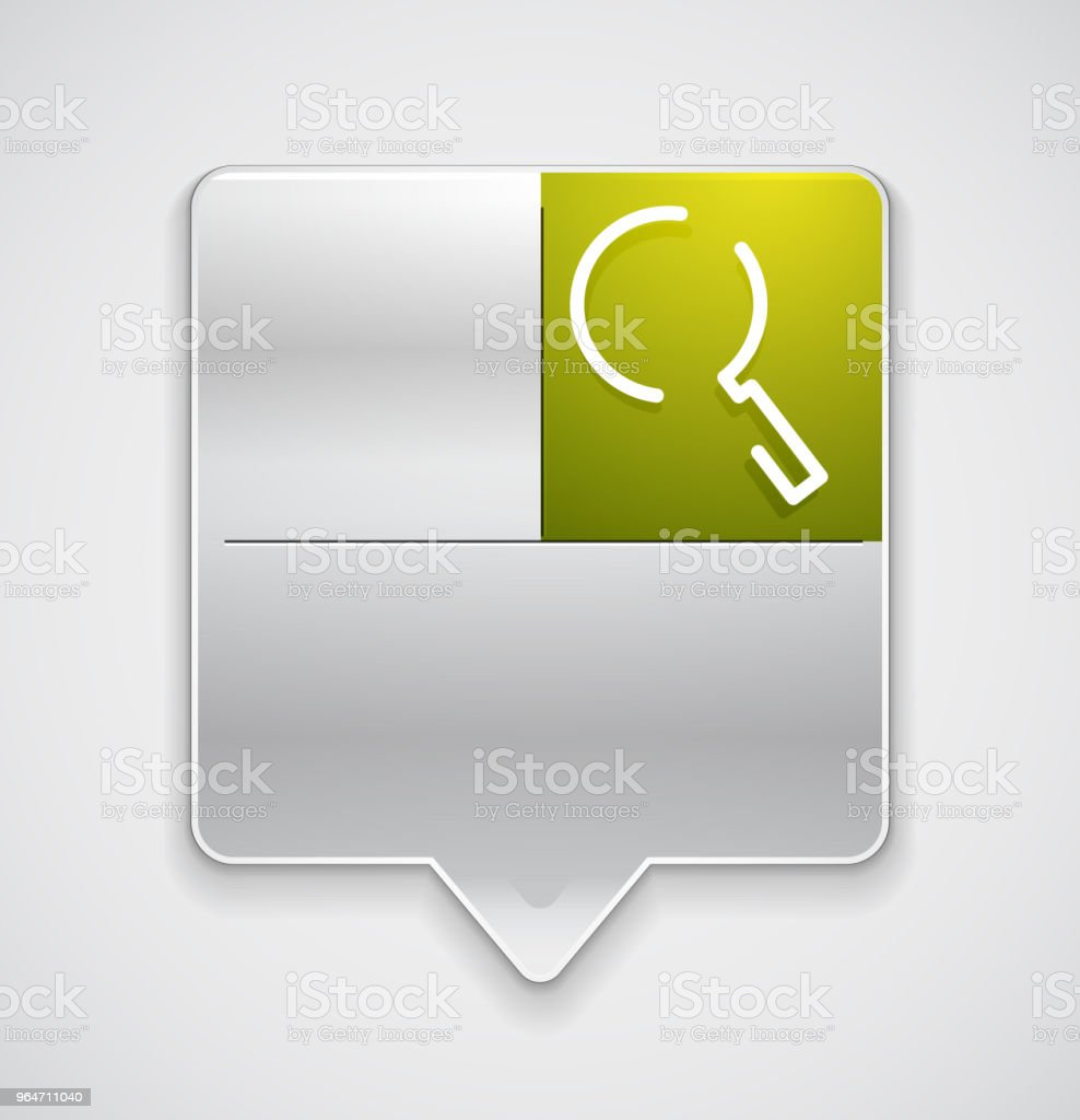 Search magnifyier web button, magnify icon. Modern magnifying glass sign, web site design or mobile app royalty-free search magnifyier web button magnify icon modern magnifying glass sign web site design or mobile app stock vector art & more images of circle