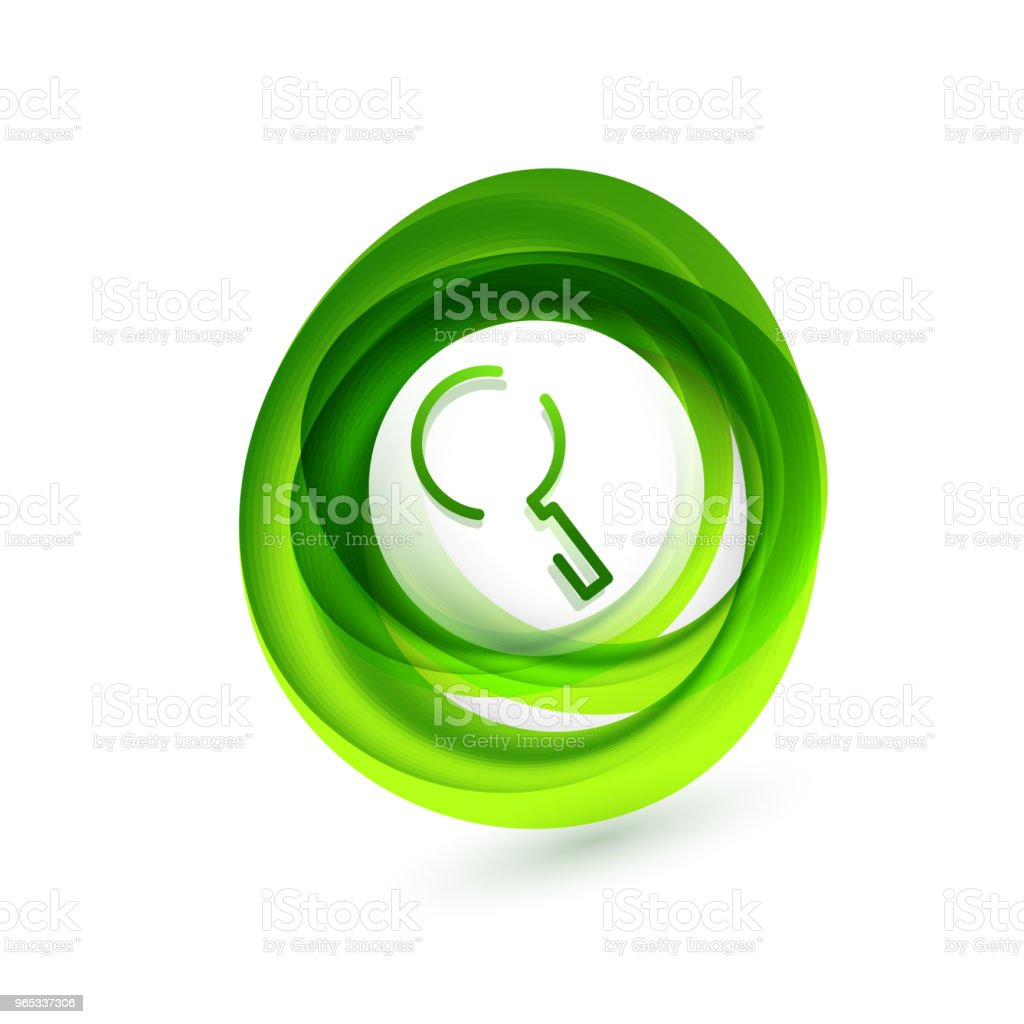 Search magnifyier web button, magnify icon. Modern magnifying glass sign, web site design or mobile app royalty-free search magnifyier web button magnify icon modern magnifying glass sign web site design or mobile app stock vector art & more images of black color