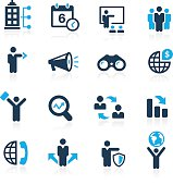Business vector icons for your website or presentations.