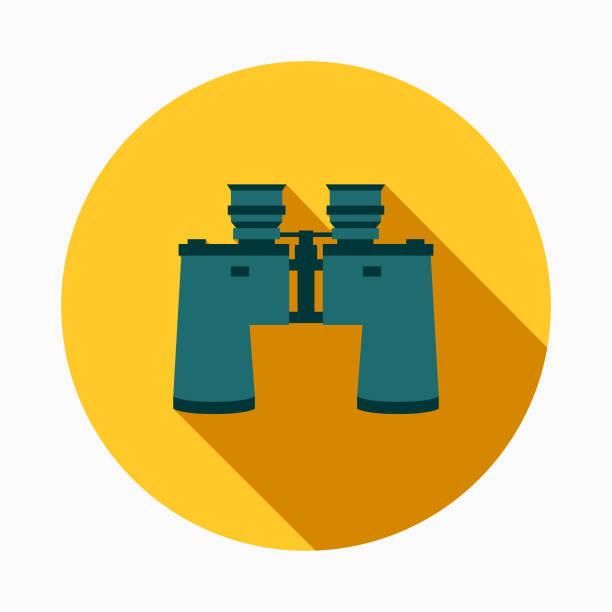 Searching Flat Design E-Commerce Icon vector art illustration