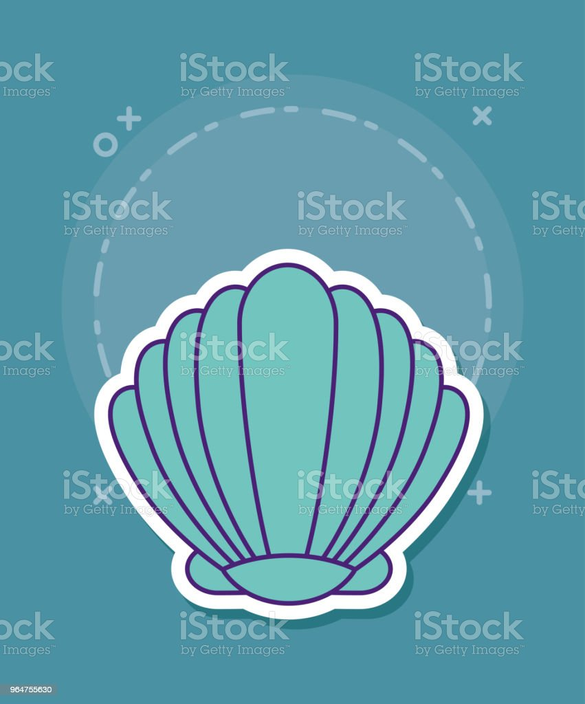 seashell icon image royalty-free seashell icon image stock vector art & more images of animal
