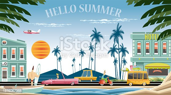 istock Seaside driving 1316067368