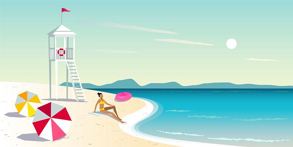 Seaside weekend