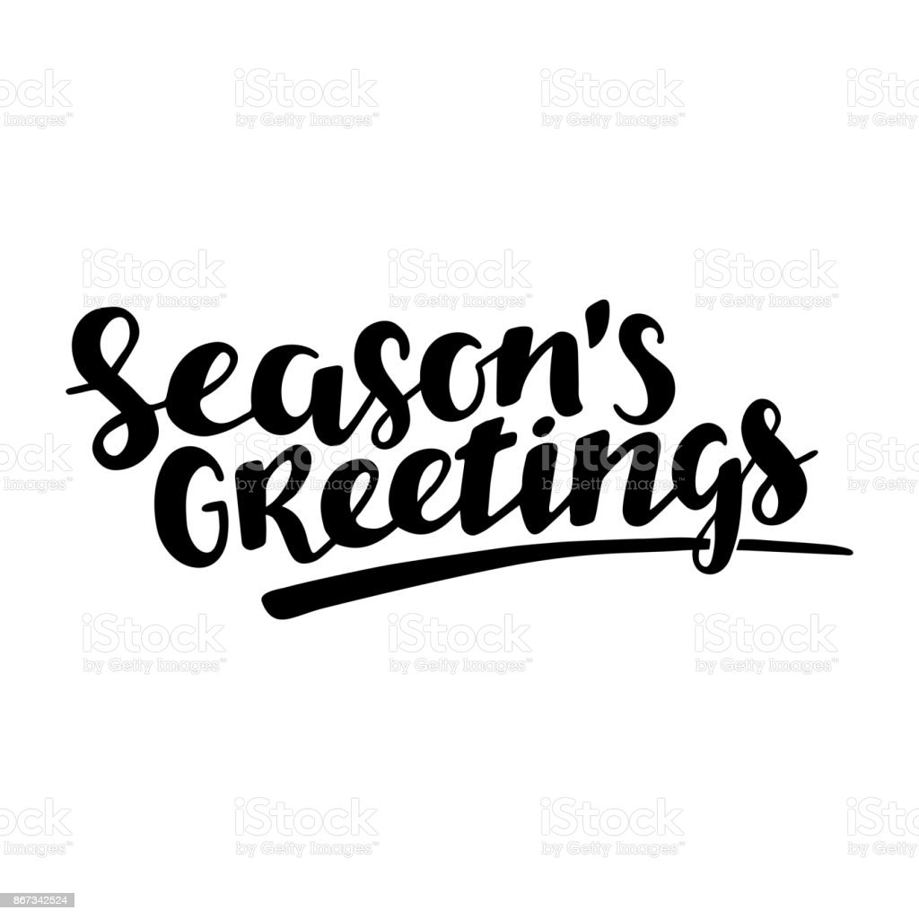 Season greeting quote vector text for design greeting cards photo season greeting quote vector text for design greeting cards photo overlays prints m4hsunfo