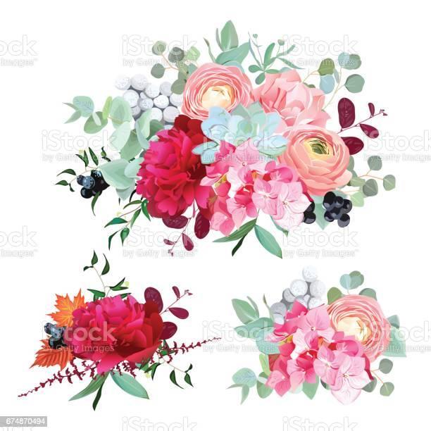 Seasonal mixed bouquets vector design set vector id674870494?b=1&k=6&m=674870494&s=612x612&h= o2i7m2dgbaogd lgetiuzzehkh3fdlrguogixmx6fm=