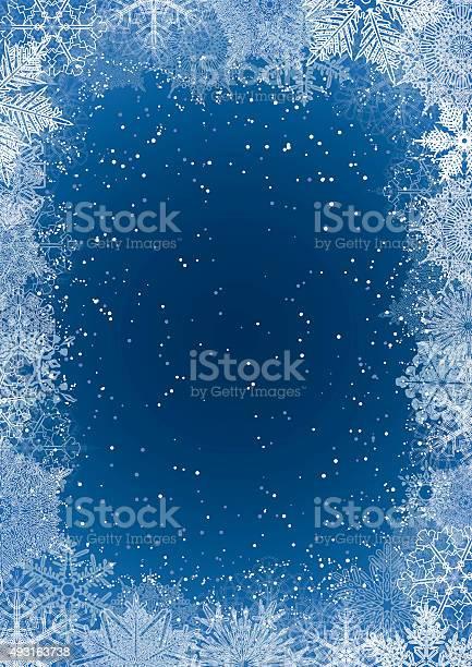 Sezonie Snowflake Tło - Stockowe grafiki wektorowe i więcej obrazów 2015