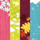Seasons Banners/Backgrounds.