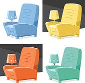 seat set