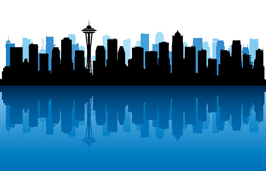 Seattle (All Buildings Are Complete and Moveable)